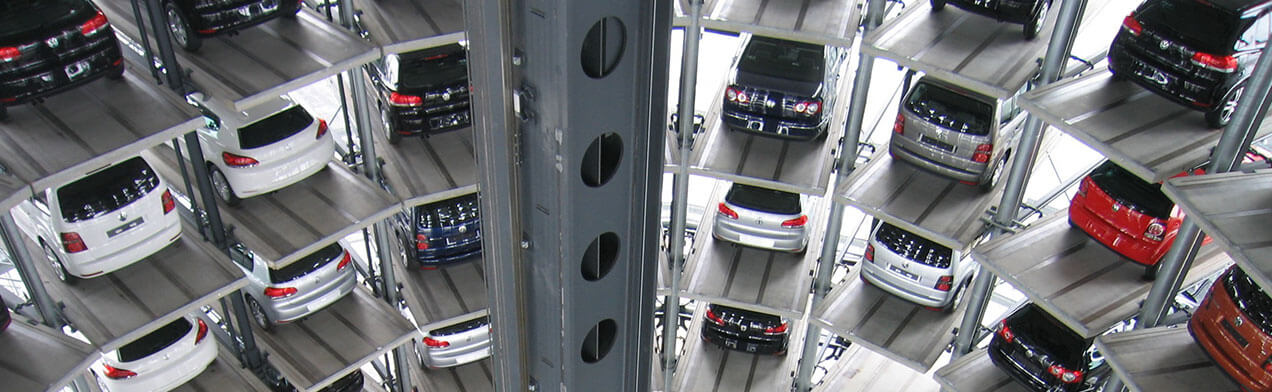Multi-layered Car Parking