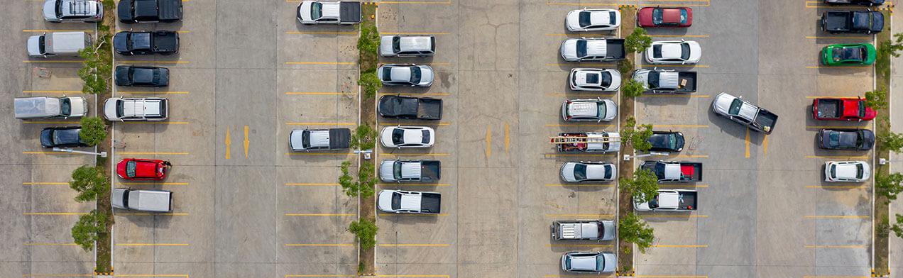 Shuttle Parking Application