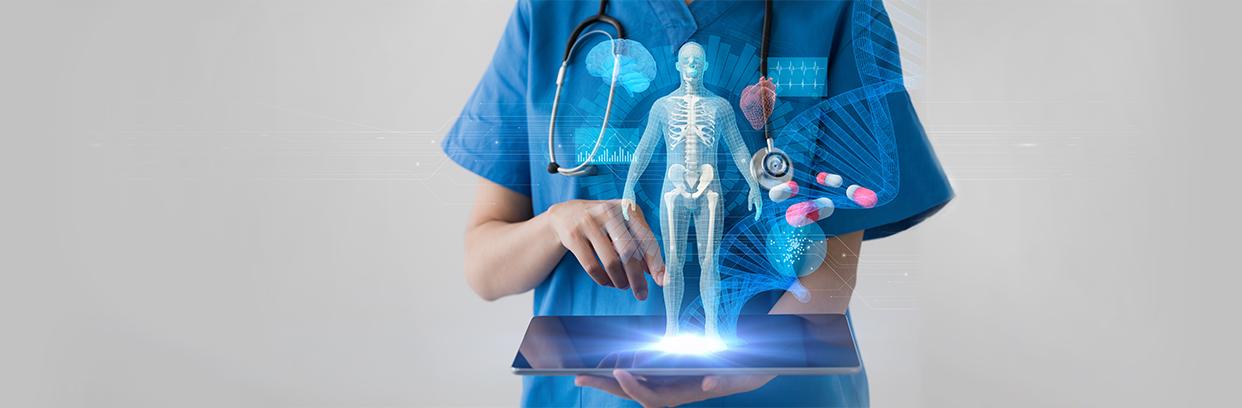 healthcare digital transformation
