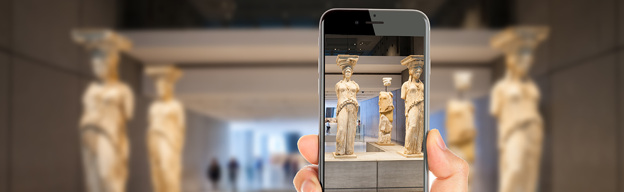 Android & iOS-based Application for Museums