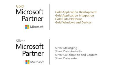 Microsoft gold-partner