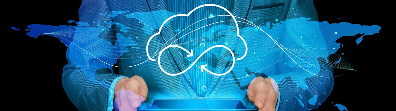 Blockchain Cloud Transformation