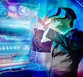 virtual and augmented reality services